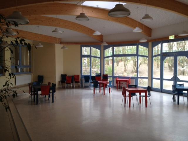 Forum Westbau der Rudolf-Steiner-Schule Dortmund
